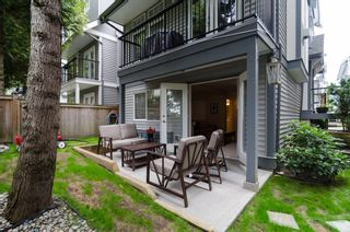 """Photo 24: 3 20589 66 Avenue in Langley: Willoughby Heights Townhouse for sale in """"Bristol Wynde"""" : MLS®# F1414889"""