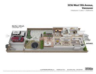 "Photo 39: 3236 W 13TH Avenue in Vancouver: Kitsilano House for sale in ""KITSILANO"" (Vancouver West)  : MLS®# R2621585"