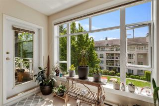 """Photo 5: 304 3600 WINDCREST Drive in North Vancouver: Roche Point Condo for sale in """"Windsong at Ravenwoods"""" : MLS®# R2583675"""