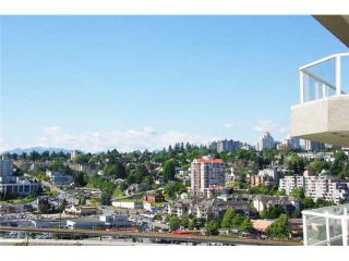 """Photo 10: 1405 1250 QUAYSIDE Drive in New Westminster: Quay Condo for sale in """"PROMENADE"""" : MLS®# V840435"""