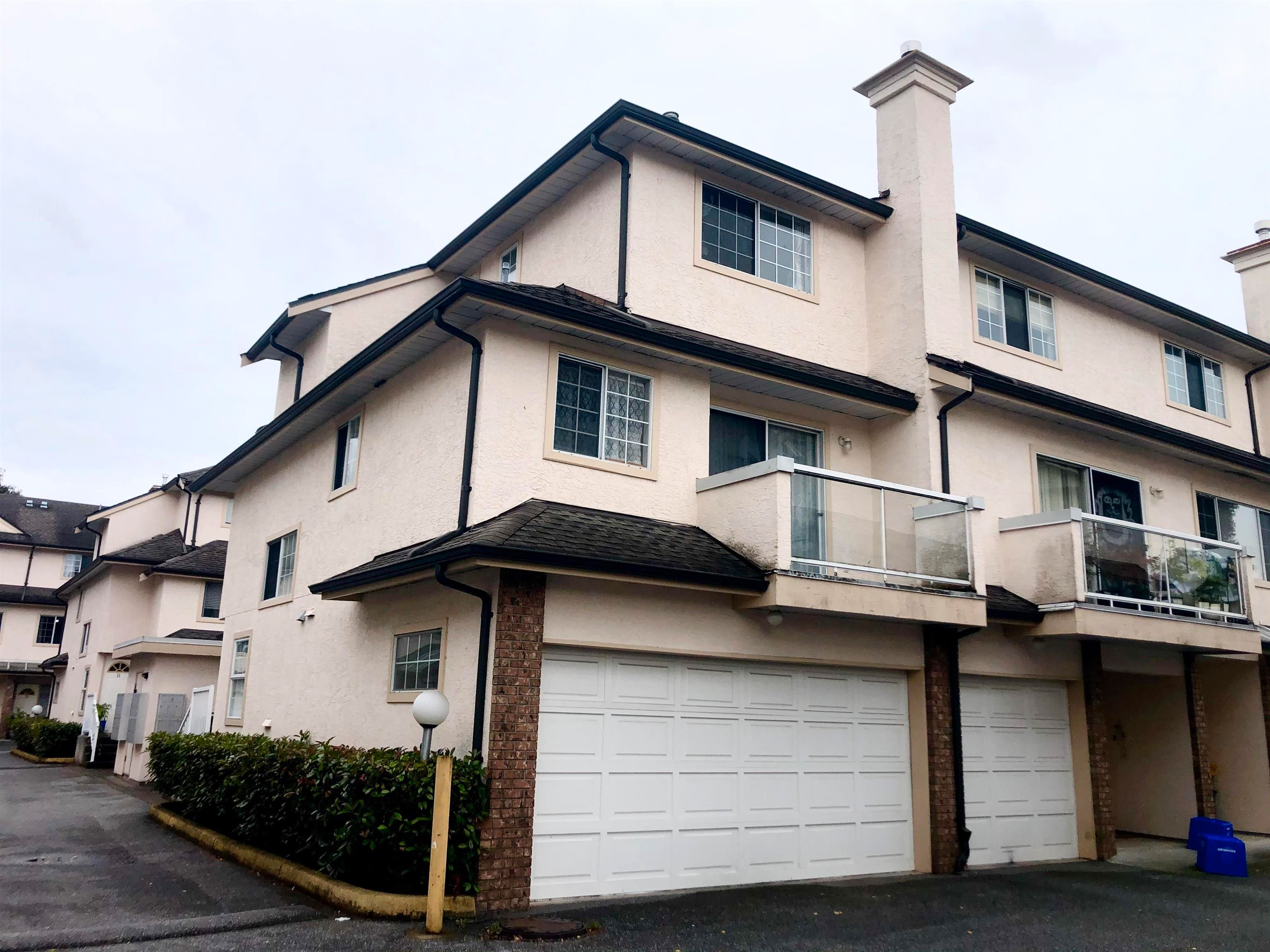 Main Photo: 10 8700 BENNETT Road in Richmond: Brighouse South Townhouse for sale : MLS®# R2623962