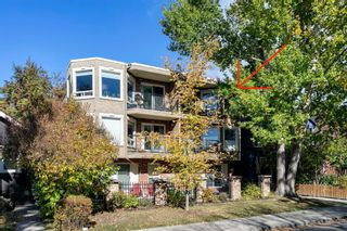 Main Photo: 302 534 22 Avenue SW in Calgary: Cliff Bungalow Apartment for sale : MLS®# A1152058