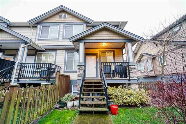 Main Photo: 13 1888 71 Avenue in Cloverdale: Clayton Townhouse for sale : MLS®# R2530549