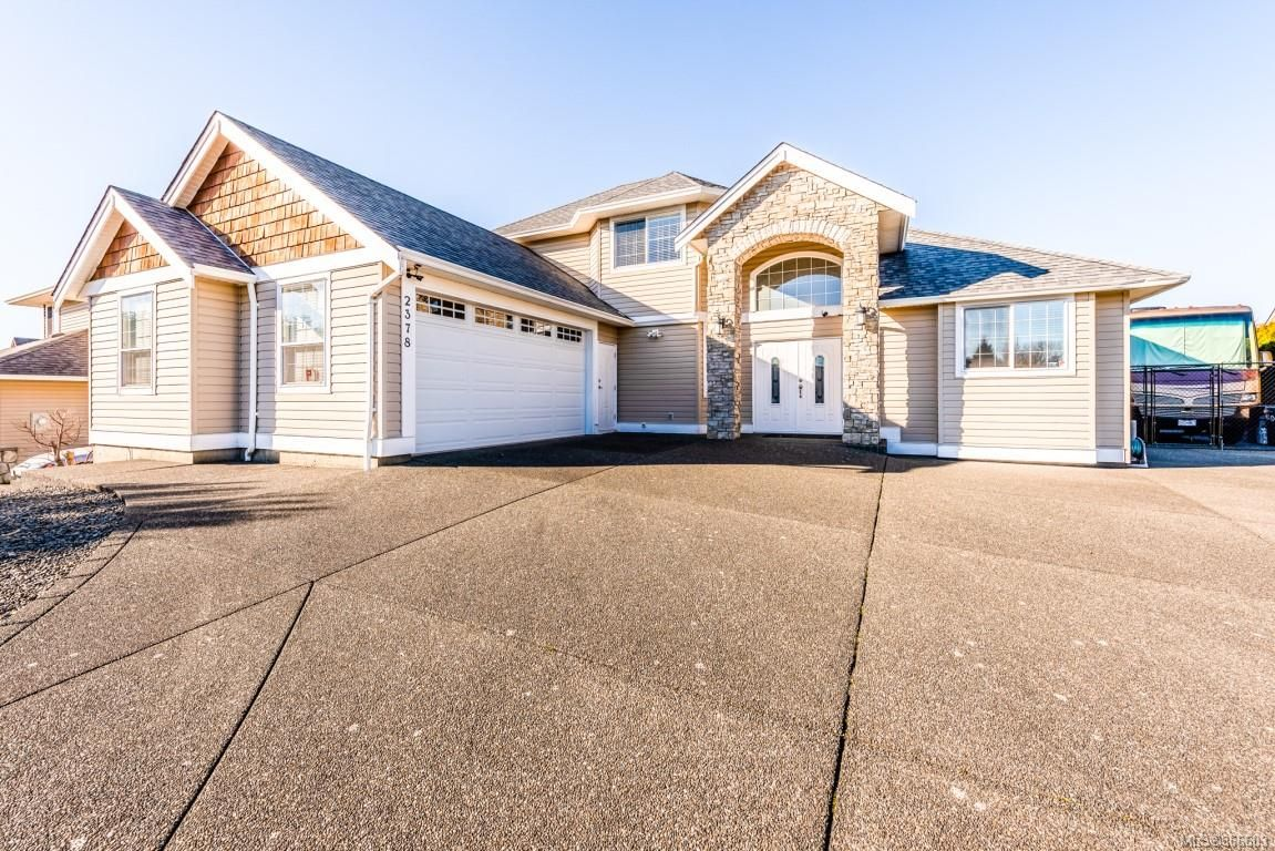 Main Photo: 2378 Orkney Pl in : CV Courtenay East House for sale (Comox Valley)  : MLS®# 866603