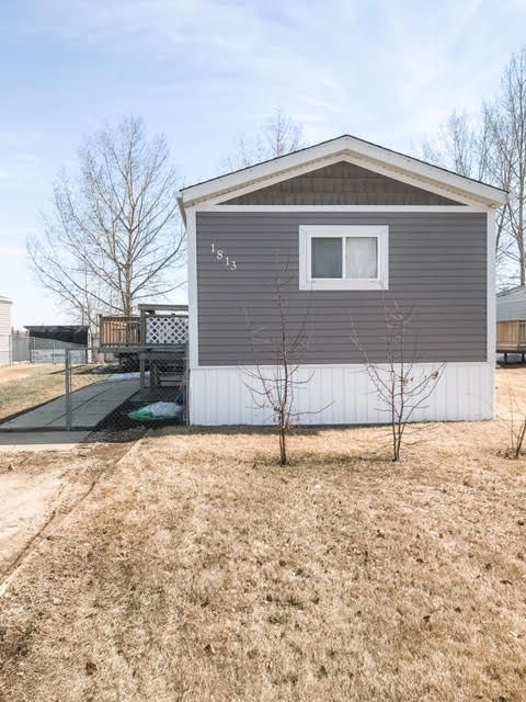 Main Photo: 1813 2A Street Crescent: Wainwright Manufactured Home for sale (MD of Wainwright)  : MLS®# A110.208