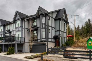 """Photo 1: 1 1221 ROCKLIN Street in Coquitlam: Burke Mountain Townhouse for sale in """"VICTORIA"""" : MLS®# R2559150"""