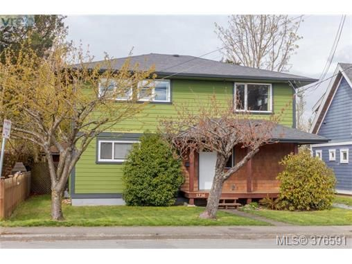 Main Photo: 1736 Foul Bay Rd in VICTORIA: Vi Jubilee House for sale (Victoria)  : MLS®# 756061