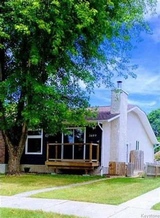 Photo 1: 3489 Eldridge Avenue in Winnipeg: Charleswood Residential for sale (1G)  : MLS®# 1713485