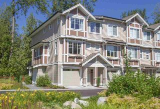"""Photo 1: 61 10151 240 Street in Maple Ridge: Albion Townhouse for sale in """"ALBION STATION"""" : MLS®# R2184527"""