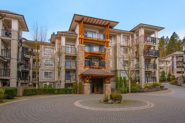"Main Photo: 214 2958 SILVER SPRINGS Boulevard in Coquitlam: Westwood Plateau Condo for sale in ""Silver Springs"" : MLS®# R2568213"