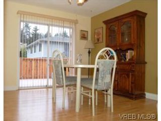 Photo 4: 3536 Wishart Rd in VICTORIA: Co Latoria House for sale (Colwood)  : MLS®# 494985
