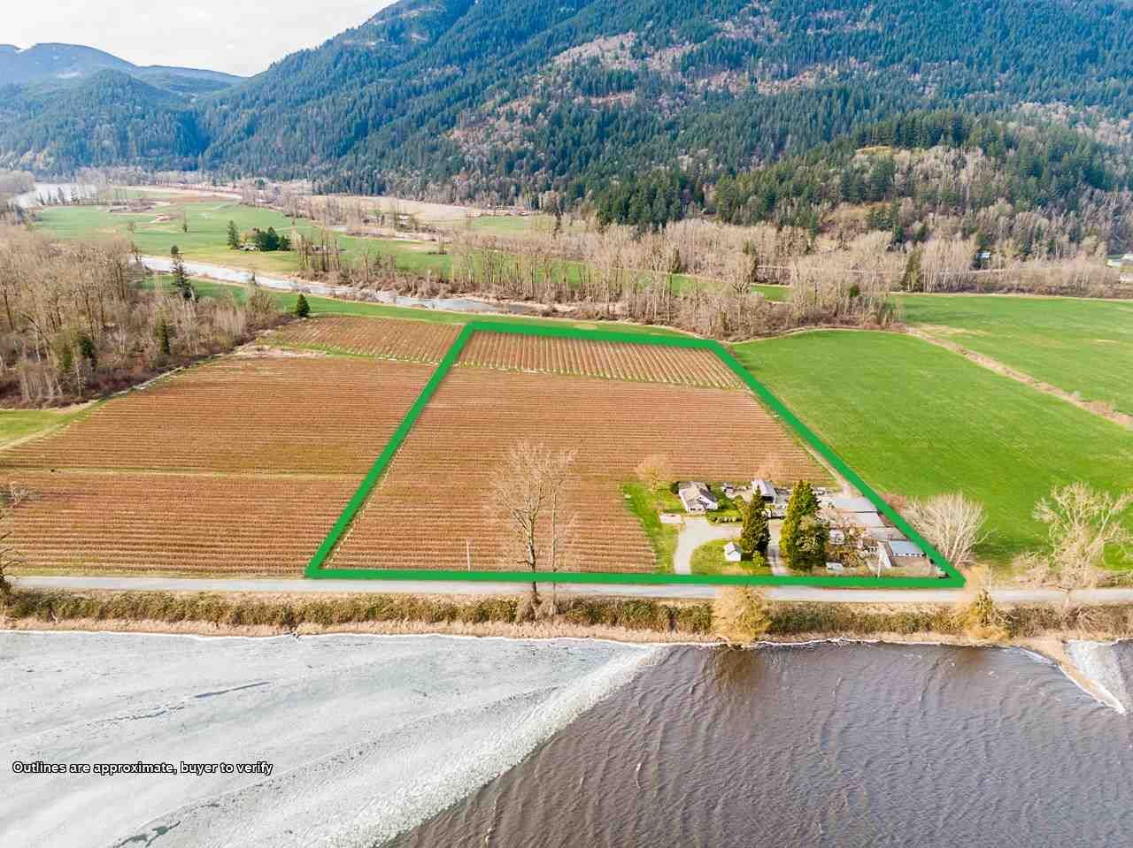 Main Photo: 41393 TAYLOR Road in Mission: Dewdney Deroche House for sale : MLS®# R2540392