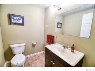 Photo 16: 53 Michaud Crescent in WINNIPEG: St Vital Residential for sale (South East Winnipeg)  : MLS®# 1519073