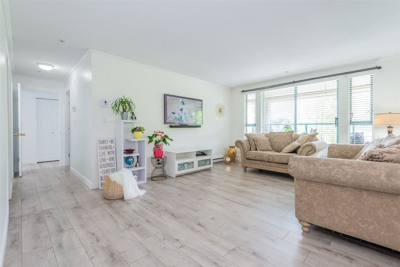 """Main Photo: 209 223 MOUNTAIN Highway in North Vancouver: Lynnmour Condo for sale in """"Mountain Village"""" : MLS®# R2588794"""