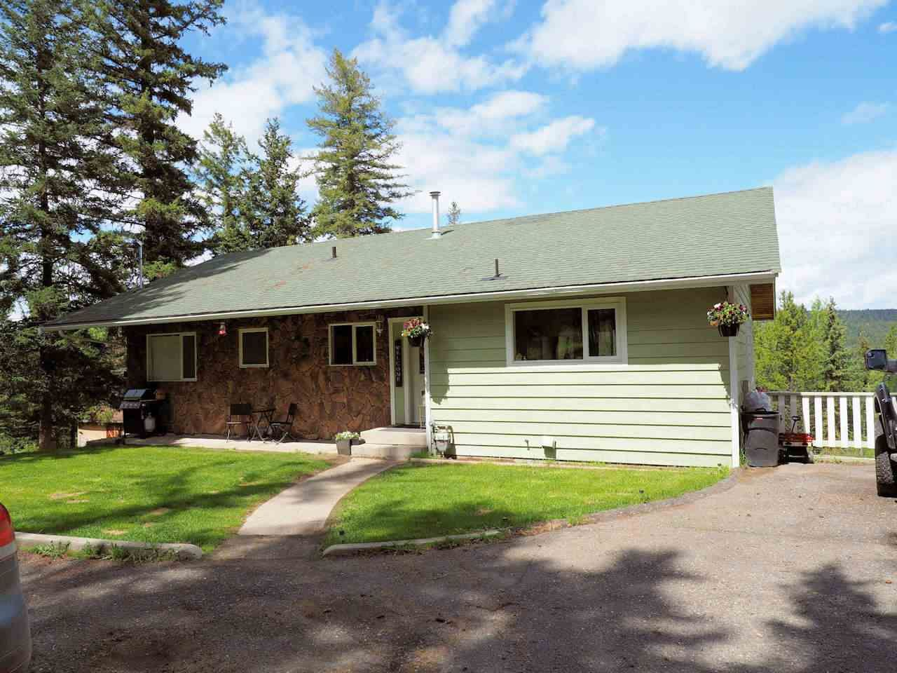 Main Photo: 6017 TOOMEY Road: Horse Lake House for sale (100 Mile House (Zone 10))  : MLS®# R2462195
