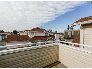 "Photo 19: 25 9168 FLEETWOOD Way in Surrey: Fleetwood Tynehead Townhouse for sale in ""FOUNTAINS"" : MLS®# F1403191"