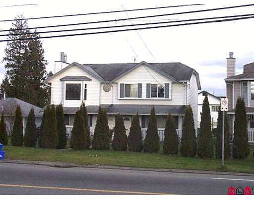 Main Photo: 9556 156TH ST in Surrey: Fleetwood Tynehead House for sale : MLS®# F2513025