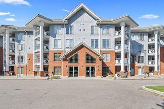 Photo 3: 409 8535 Bonaventure Drive SE in Calgary: Acadia Apartment for sale : MLS®# A1141846