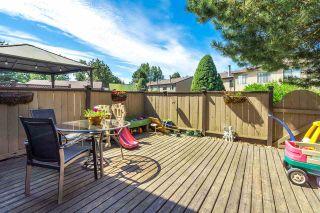 "Photo 25: 137 27044 32 Avenue in Langley: Aldergrove Langley Townhouse for sale in ""Bertrand Estates"" : MLS®# R2589039"