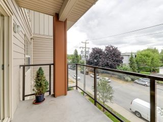 """Photo 19: 320 20219 54A Avenue in Langley: Langley City Condo for sale in """"Suede Living"""" : MLS®# R2602848"""