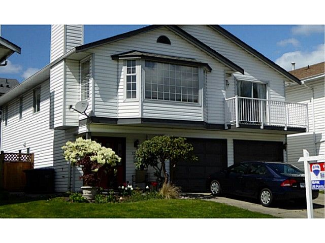 Main Photo: 1319 YARMOUTH ST in Port Coquitlam: Citadel PQ House for sale : MLS®# V1118191