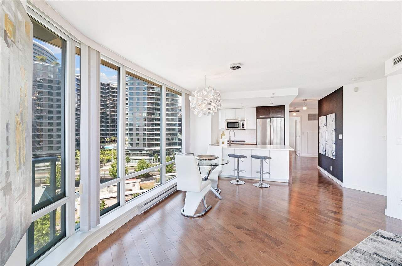 Photo 5: Photos: 806 918 COOPERAGE WAY in Vancouver: Yaletown Condo for sale (Vancouver West)  : MLS®# R2589015