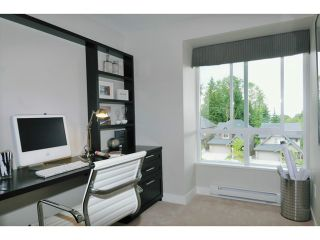 """Photo 8: 115 1480 SOUTHVIEW Street in Coquitlam: Burke Mountain Townhouse for sale in """"CEDAR CREEK"""" : MLS®# V1021731"""