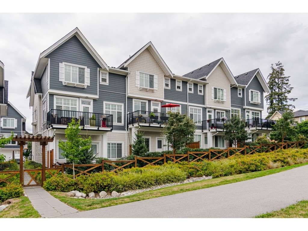 "Main Photo: 16 19938 70 Avenue in Langley: Willoughby Heights Townhouse for sale in ""CREST"" : MLS®# R2493488"