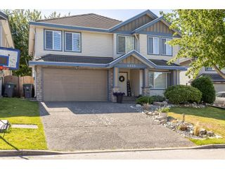 Photo 1: 6239 137A Street in Surrey: Sullivan Station House for sale : MLS®# R2594345
