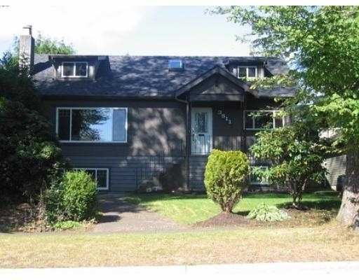 Main Photo: 3511 MAYFAIR Avenue in Vancouver: Southlands House for sale (Vancouver West)  : MLS®# V684434