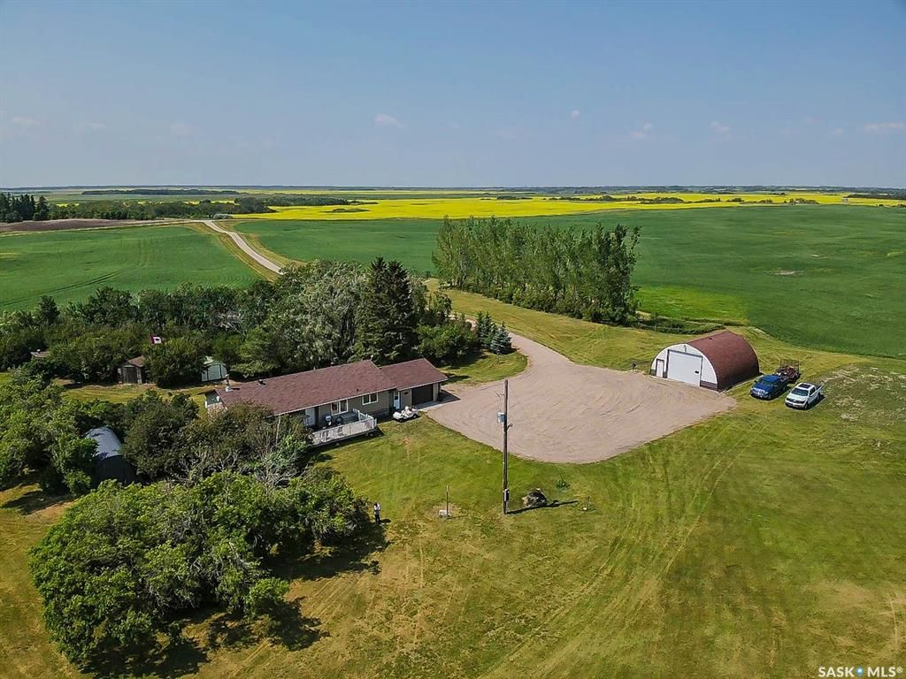 Main Photo: Priddell Acreage in South Qu'Appelle: Residential for sale (South Qu'Appelle Rm No. 157)  : MLS®# SK864264