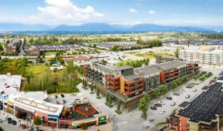 "Photo 2: A315 20727 WILLOUGHBY TOWN CENTRE Drive in Langley: Willoughby Heights Condo for sale in ""The Residences at Willoughby Town Centre"" : MLS®# R2553320"