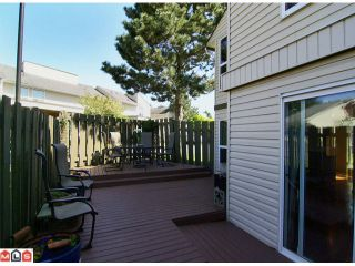 "Photo 9: 207 32550 MACLURE Road in Abbotsford: Abbotsford West Townhouse for sale in ""Clearbrook Village"" : MLS®# F1212290"