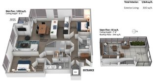 Photo 18: PH2 238 W BROADWAY Street in Vancouver: Mount Pleasant VW Condo for sale (Vancouver West)  : MLS®# R2549036
