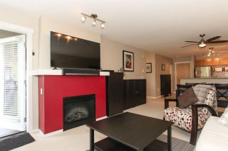 """Photo 3: 209 400 KLAHANIE Drive in Port Moody: Port Moody Centre Condo for sale in """"Tides"""" : MLS®# R2192368"""