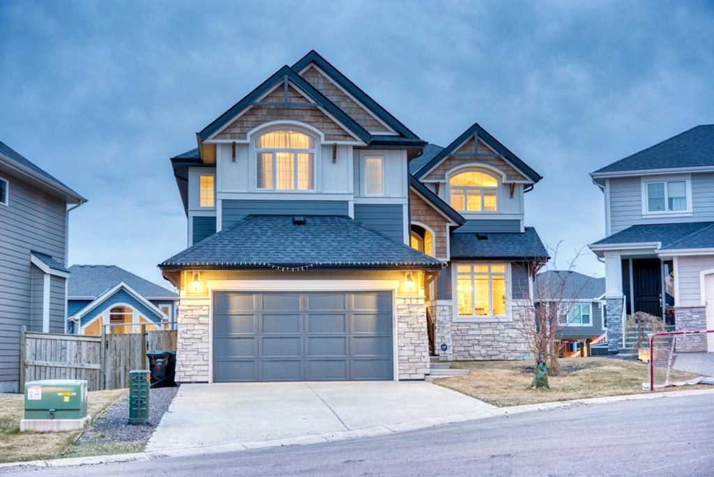 Main Photo: 317 Auburn Shores Landing SE in Calgary: Auburn Bay Detached for sale : MLS®# A1099822