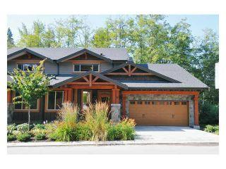 "Photo 1: 49 24185 106B Avenue in Maple Ridge: Albion Townhouse for sale in ""TRAILS EDGE"" : MLS®# V924724"