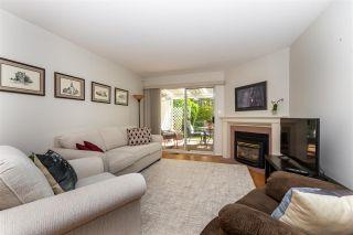 "Photo 3: 160 7610 EVANS Road in Chilliwack: Sardis West Vedder Rd Townhouse for sale in ""Cottonwood Village"" (Sardis)  : MLS®# R2590912"