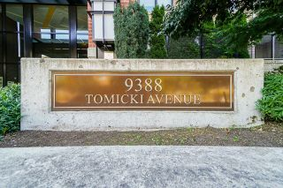 Photo 27: 206 9388 TOMICKI Avenue in Vancouver: West Cambie Condo for sale (Richmond)  : MLS®# R2612708