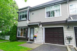 """Photo 1: 53 12099 237 Street in Maple Ridge: East Central Townhouse for sale in """"GABRIOLA"""" : MLS®# R2470667"""