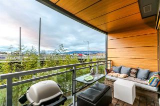 """Photo 5: 502 1565 W 6TH Avenue in Vancouver: False Creek Condo for sale in """"6TH & FIR"""" (Vancouver West)  : MLS®# R2157219"""