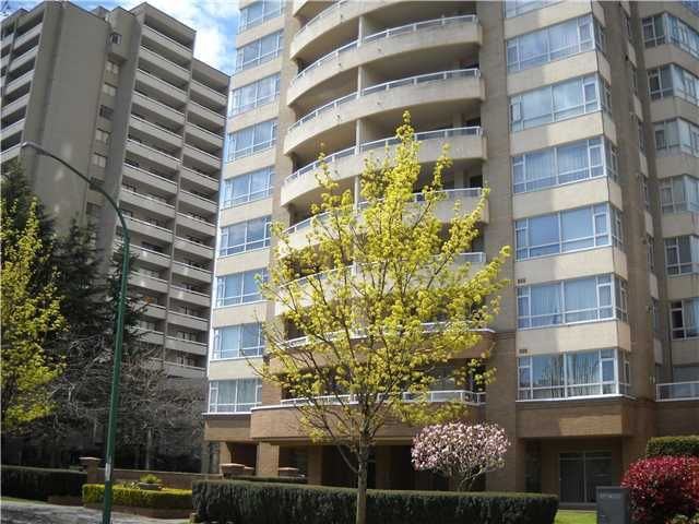 """Main Photo: 2301 6521 BONSOR Avenue in Burnaby: Metrotown Condo for sale in """"SYMPHONY 1"""" (Burnaby South)  : MLS®# V885133"""
