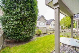 """Photo 37: 101 15152 62A Avenue in Surrey: Sullivan Station Townhouse for sale in """"UPLANDS"""" : MLS®# R2589028"""