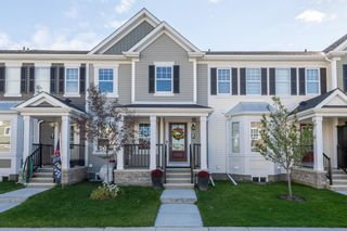 Main Photo: 231 Windford Crescent SW: Airdrie Row/Townhouse for sale : MLS®# A1148437