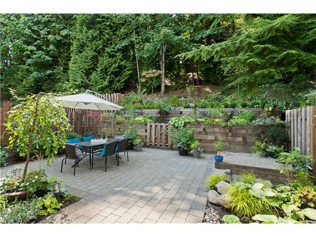 "Photo 19: Photos: 411 CARDIFF Way in Port Moody: College Park PM Townhouse for sale in ""EAST HILL"" : MLS®# V1021161"