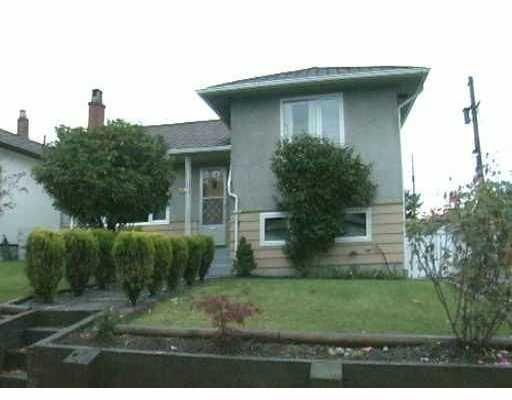 Main Photo: 2384 E 34TH AV in Vancouver: Collingwood VE House for sale (Vancouver East)  : MLS®# V794100