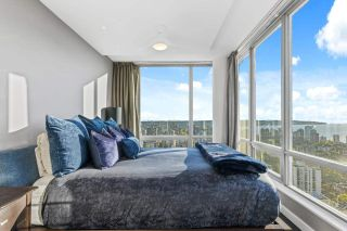 """Photo 18: 3406 1288 W GEORGIA Street in Vancouver: West End VW Condo for sale in """"Residences on Georgia"""" (Vancouver West)  : MLS®# R2603803"""