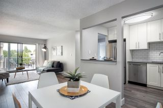Photo 1: 329 32850 GEORGE FERGUSON Way in Abbotsford: Central Abbotsford Condo for sale : MLS®# R2329709