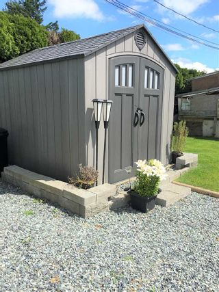 """Photo 12: A4 29666 FRASER Highway in Abbotsford: Aberdeen Manufactured Home for sale in """"Aloha Manufctured Homes & RV Park"""" : MLS®# R2469989"""