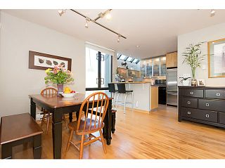"""Photo 5: 954 W 7TH Avenue in Vancouver: Fairview VW Townhouse for sale in """"Era"""" (Vancouver West)  : MLS®# V1003005"""